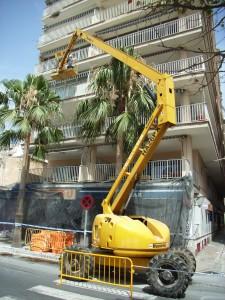 empresa de fachadas en Palma
